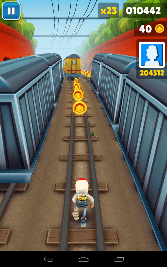 Best 5 Endless Running Games On Android – AndroidPure