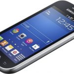 Samsung Galaxy Trend DUOS sideview
