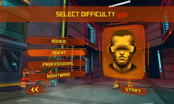 Neon Shadow Android Difficulty