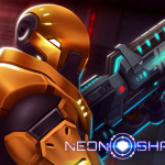 Neon Shadow and Mines of Mars go freeware for Android devices