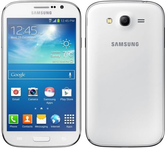 Galaxy Grand Neo - Galaxy Grand Neo (GT-I9060) listed on Samsung's website and on sale