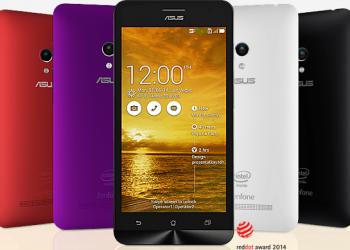 ASUS ZENFONE 5 - AndroidPure