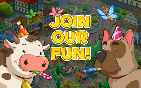 Jolly Days Farm Is A Free To Play Successor To Farm Frenzy