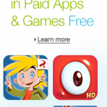 Amazon Appstore is offering $105 worth of paid apps and games for free