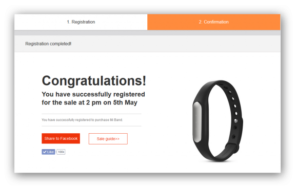 Xiaomi-Mi-Band-Registered