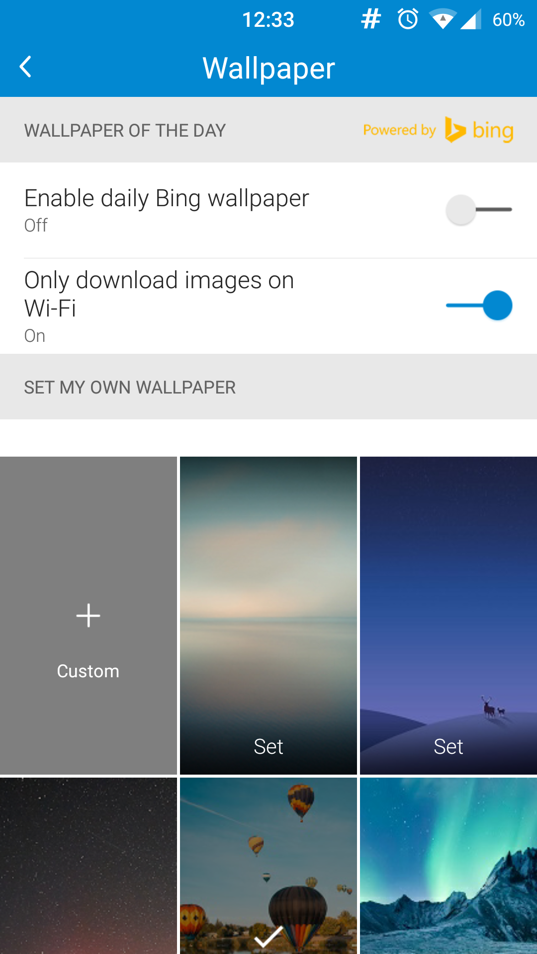 microsoft arrow launcher bing wallpaper microsoft arrow launcher for android is now available for all