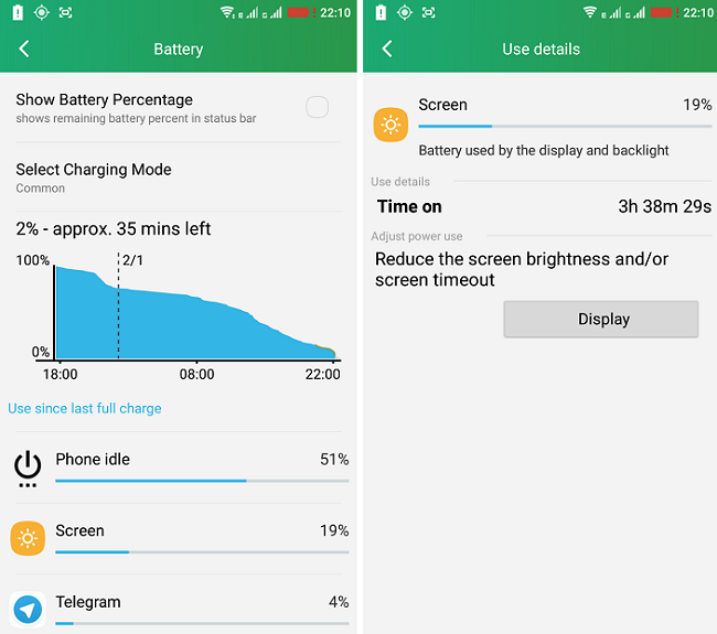 Coolpad Battery Life - Coolpad Note 3 Lite Review