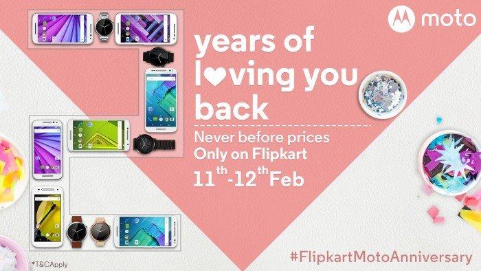 Flipkart moto e discount coupon