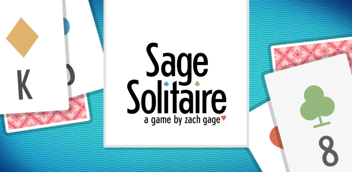 Sage Solitaire game