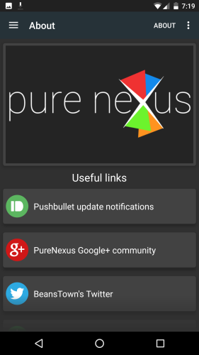 wp 1457587694376 e1457683105433 How to install Pure Nexus ROM on Nexus 6 6