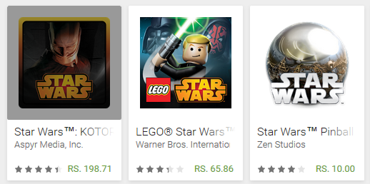 May the fourth be with you game sale