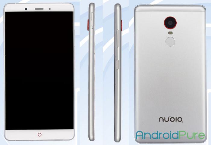 ZTE Nubia X8 NX523J listed on TENAA: 6.0 inch FHD, 4 GB ...