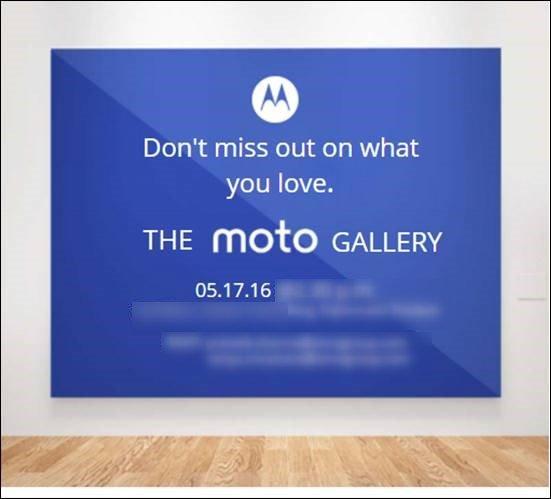 Motorola Launch