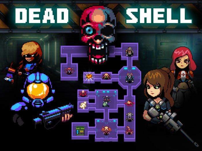 Dead Shell Roguelike RPG banner