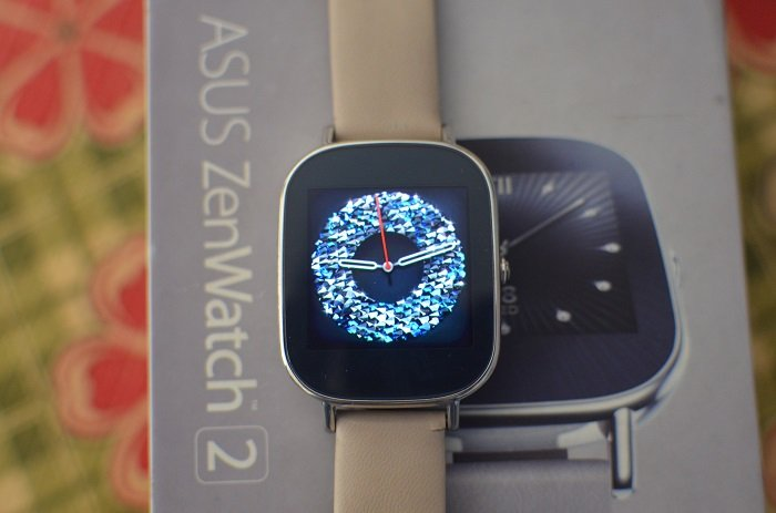 Zenwatch 2 - Home