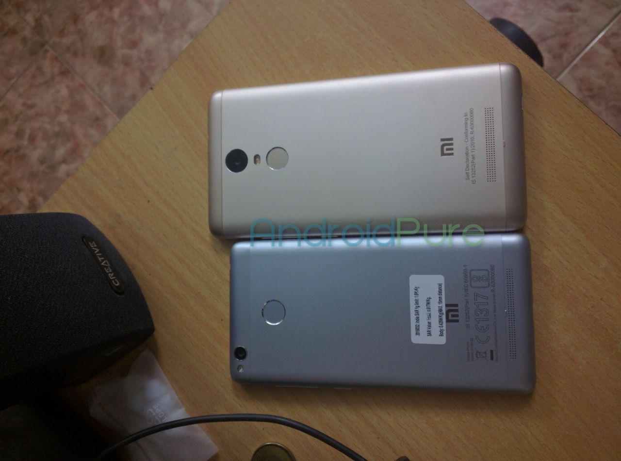 Redmi 3S Prime handson 17 Redmi 3S Prime hands on photos and quick review 13