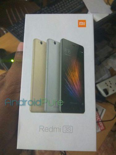 Redmi 3S Prime handson 4