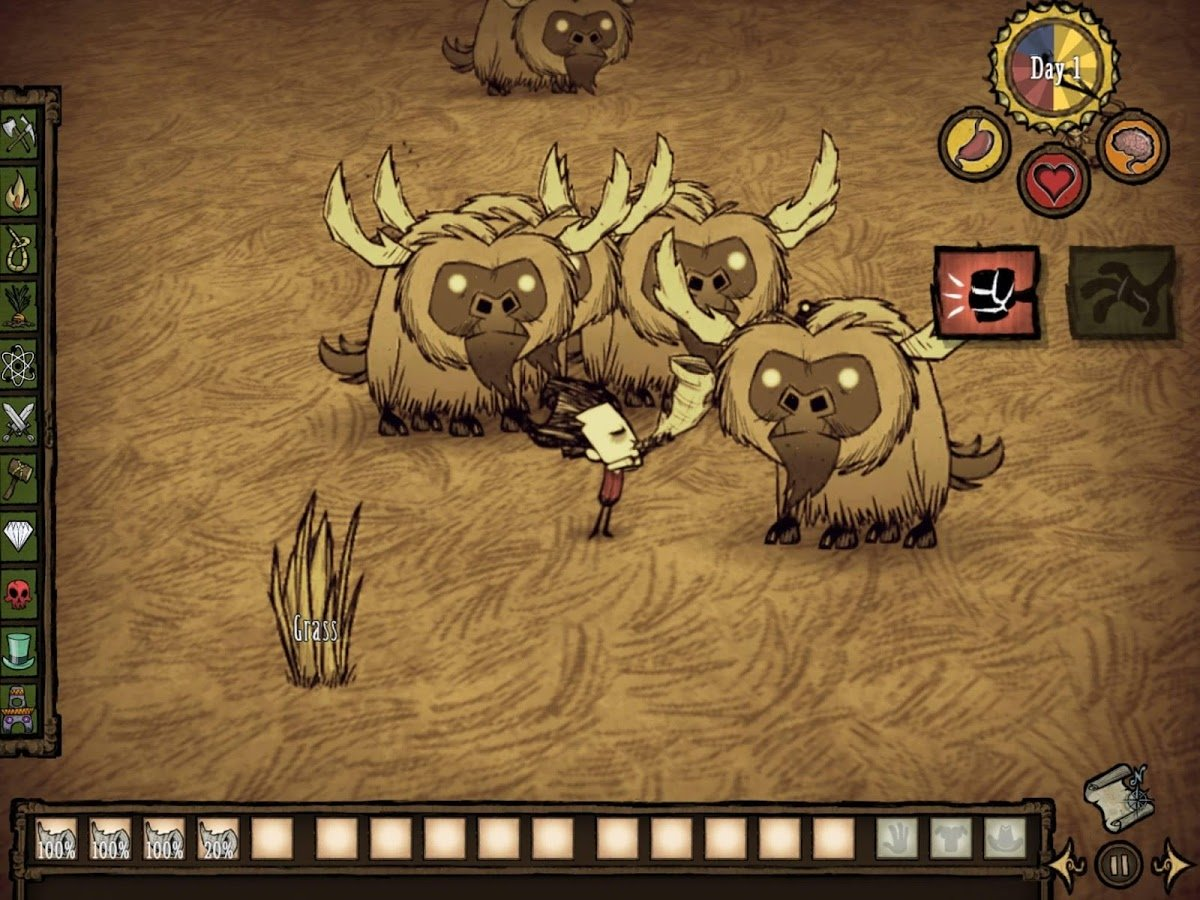 Dont Starve Pocket Edition 3 Don't Starve: Pocket Edition is available for Rs. 270 ($4) on Google Play (Open Beta) 2