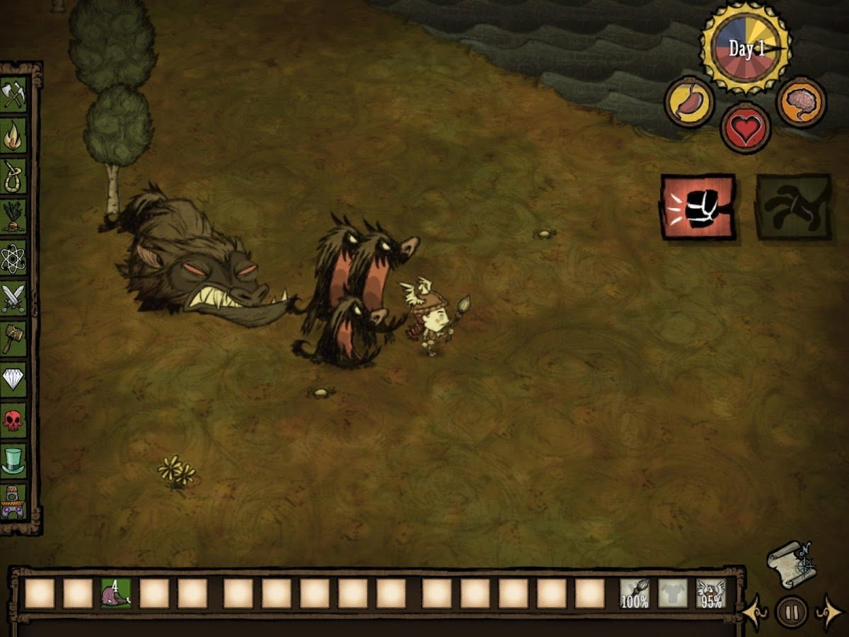 Dont Starve Pocket Edition 4 - Home