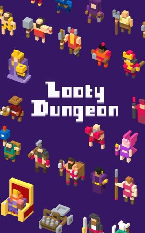 Looty Dungeon Android - Home