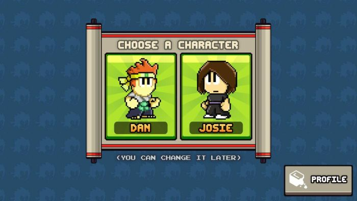 Dan The Man Josie Halfbrick Studios' action platformer Dan The Man is now available globally on Google Play 1