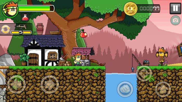 Dan The Man apple health Halfbrick Studios' action platformer Dan The Man is now available globally on Google Play 18