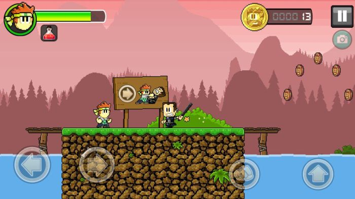 Dan The Man enemy Halfbrick Studios' action platformer Dan The Man is now available globally on Google Play 9