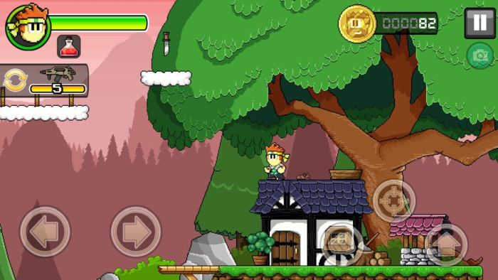 Dan The Man secret areas 2 Halfbrick Studios' action platformer Dan The Man is now available globally on Google Play 12
