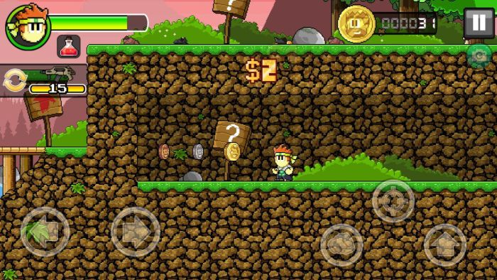 Dan The Man secret areas Halfbrick Studios' action platformer Dan The Man is now available globally on Google Play 11