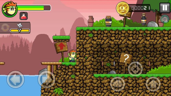 Dan The Man vase coins Halfbrick Studios' action platformer Dan The Man is now available globally on Google Play 10