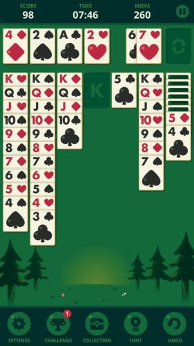 Solitaire Decked Out Ad Free background 2 Solitaire: Decked Out Ad Free is the best version of Patience/Klondike card game ever made 6