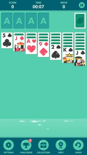 Solitaire Decked Out Ad Free background 3 Solitaire: Decked Out Ad Free is the best version of Patience/Klondike card game ever made 5