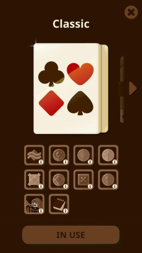 Solitaire Decked Out Ad Free design Solitaire: Decked Out Ad Free is the best version of Patience/Klondike card game ever made 12