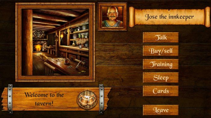 The Quest Innkeeper The Quest RPG is now available for Android devices, and here is our mini review of the game 2