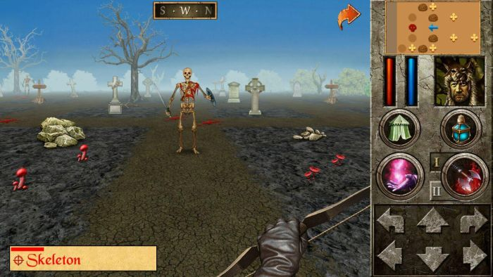 The Quest enemies The Quest RPG is now available for Android devices, and here is our mini review of the game 12