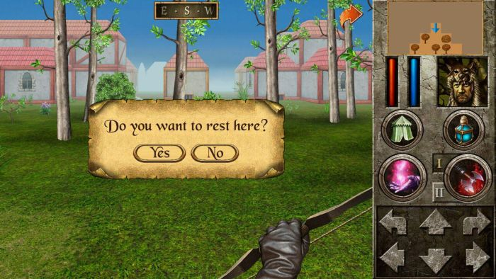 The Quest rest The Quest RPG is now available for Android devices, and here is our mini review of the game 8