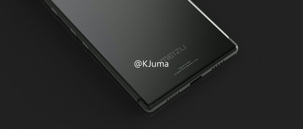 Meizu Pro 7e Alleged Meizu Pro 7 images with Borderless display leak 6