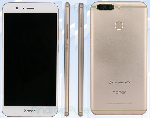 """Huawei Honor 9 DUK TL30 Honor DUK-TL30 with 5.7"""" QHD display, dual rear camera, 6GB RAM passes TENAA 1"""