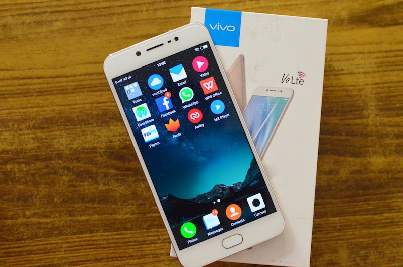 Vivo V5 - Vivo V5 Review: Great Selfie Phone with average performance