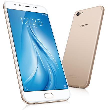 vivo V5 plus official - Vivo V5 Plus listed on Official site ahead of launch