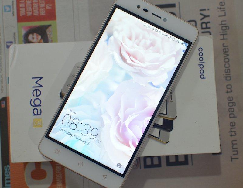Coolpad Mega 3 (Triple SIM) Review – AndroidPure