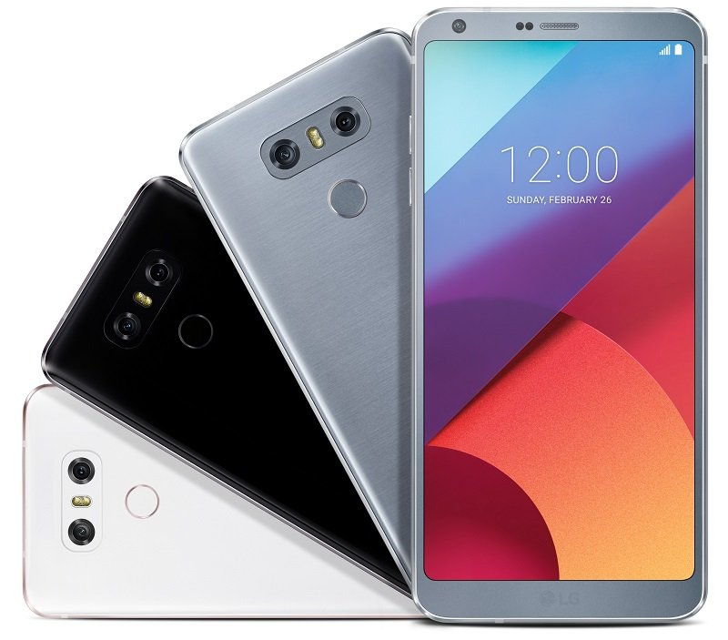 LG G6 01 - LG G6 with 18:9 QHD FullVision Display, 13 MP Dual Camera launched in India at Rs. 51,990