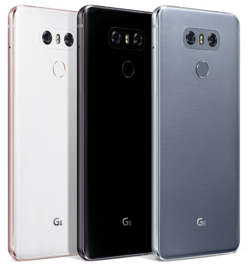 Lg G6 Is Official 5 7 Inch18 9 Qhd Fullvision Display
