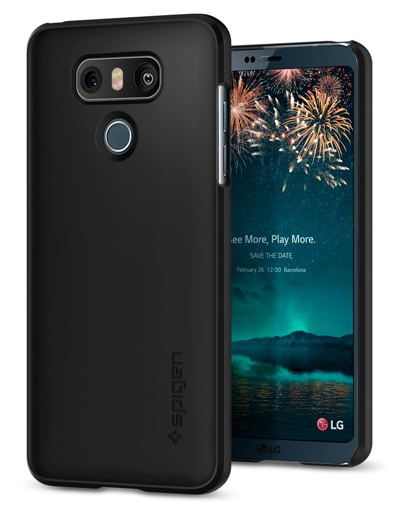 LG G6 Spigen h Exclusive: LG G6 cases by Spigen, Dgtle, CoverOn and more pop up, confirm design 4