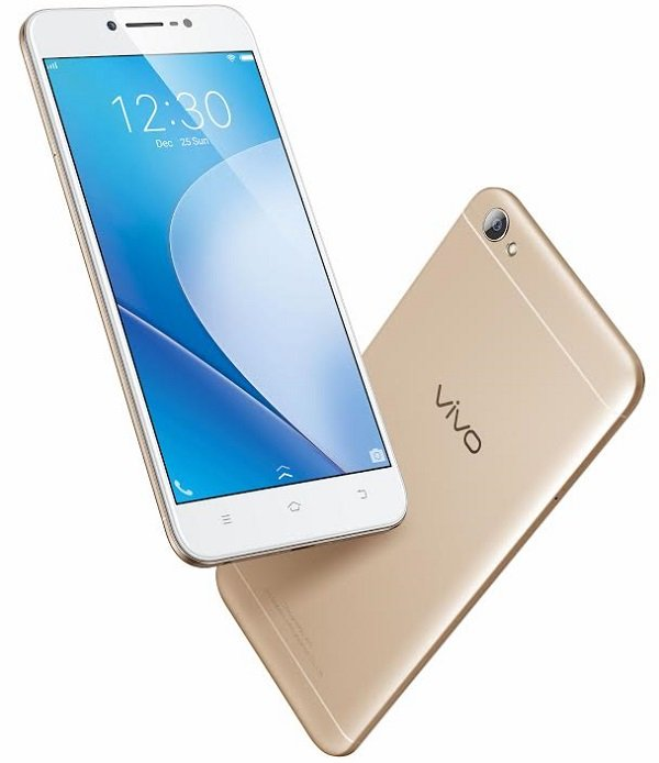 Vivo Y66 - Vivo Y66 launched with 16 MP Front Camera with Flash, 3000 mAh Battery