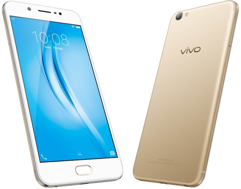 Vivo V5S Vivo V5s with 20 MP front camera, 4 GB RAM Launched at Rs. 18,990 1