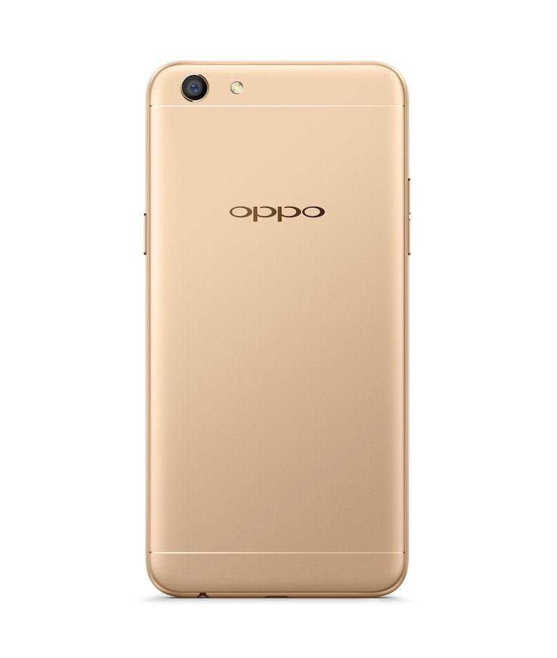 OPPO F3 back - AndroidPure