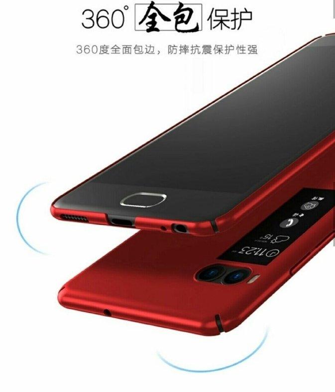 Meizu Pro 7 d Alleged Meizu Pro 7 Press Renders with Dual Camera and Dual Screen leak 3 Leaks | News | Phones
