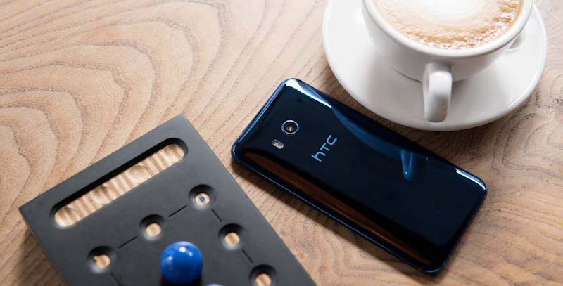 htc u11 HTC U11 with 2K display, SD 835, 6 GB RAM launched in India for Rs. 51,990 2