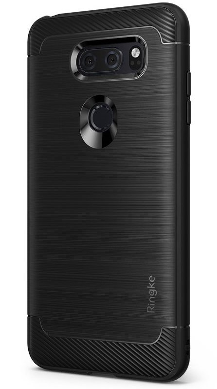 LG V30 Case a LG V30 case leak reveals the rear panel design 2 Leaks | News | Phones